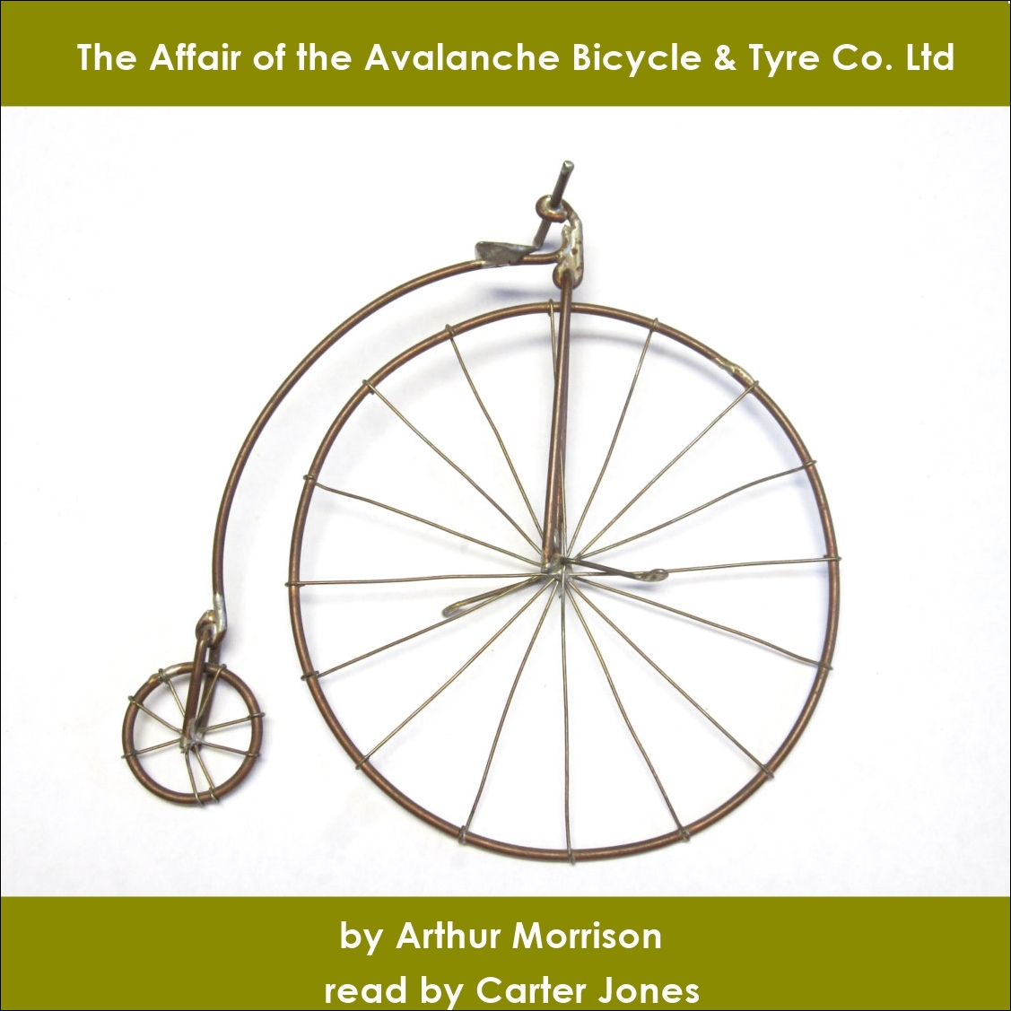 The Affair of the Avalanche Bicycle & Tyre Co. Ltd [DD]